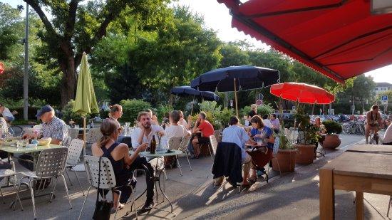 Zürich Terrasse Restaurant : Terrasse Picture of Schonau Bar u0026 Restaurant, Zurich