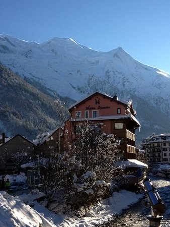 Hotel la Vallee Blanche