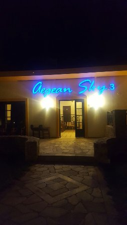 Aegean Sky Hotel & Suites: Miss my aegean sky family already, thank you fot everything sext panos and costas