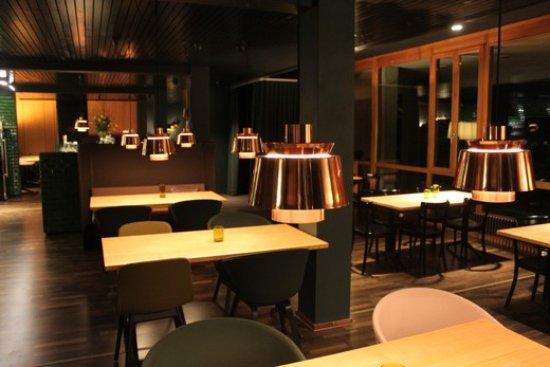Grenchen, Suiza: Restaurant Parktheater