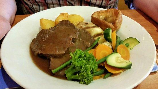 Fionnphort, UK: Roastbeef