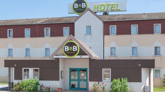 B&B Hotel Troyes Saint Parres