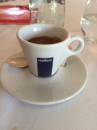 Caltignaga, İtalya: cafe