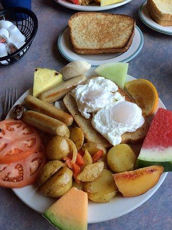 Schreiber, Kanada: Breakfast special