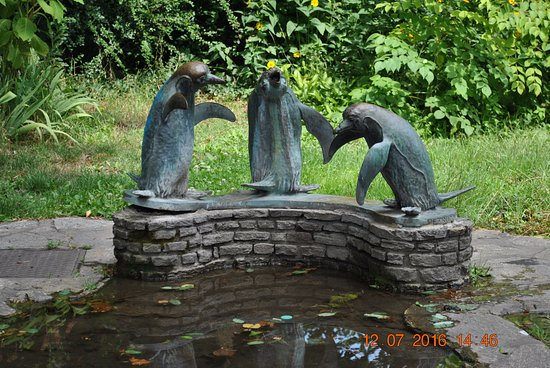 Stadtpark: 3 друга