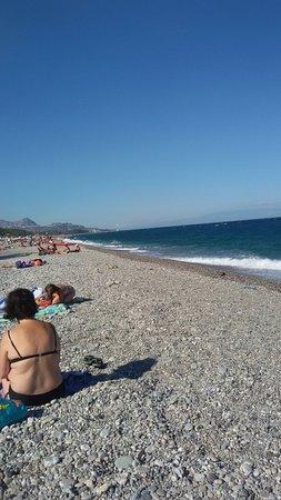 Fiumefreddo di Sicilia, İtalya: Marina di Cotton.