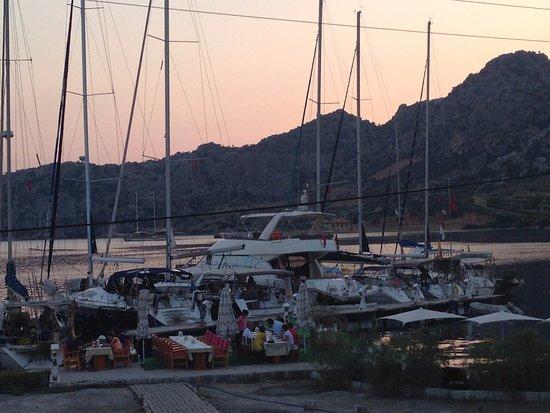 Sogut, Турция: İskele