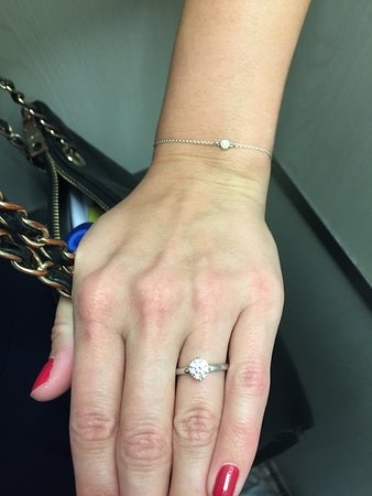 Engagement ring Picture of Hatton Garden London TripAdvisor