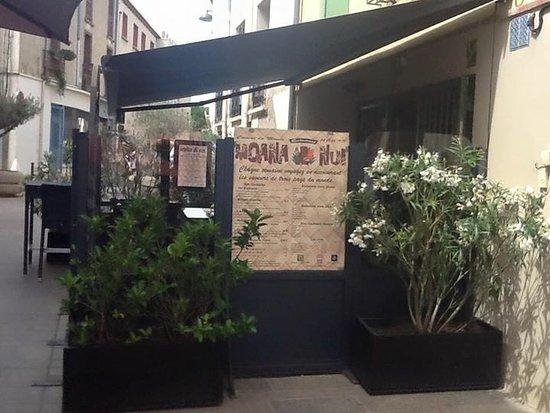 Thuir, France: Restaurant cuisine du Monde