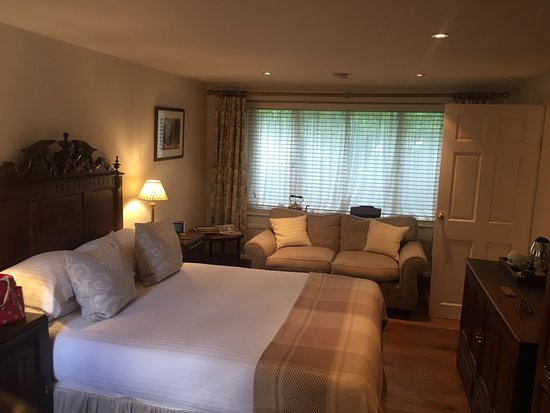 The Black Swan: The Duckendale Room