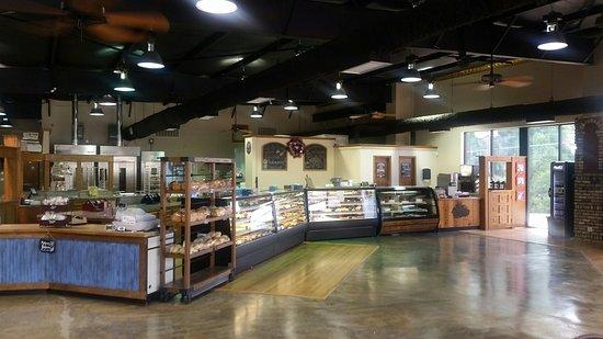 Montgomery Bakehouse Bakery Conroe Restaurant Reviews