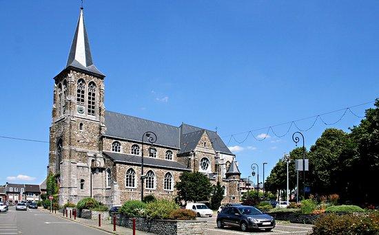 Collégiale Saint-Hadelin de Visé