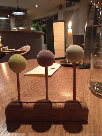 Oldstead, UK: The Tasting Menu