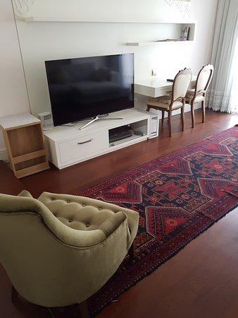 Ada Hotel Istanbul: Lounge