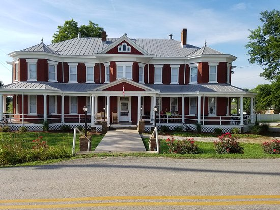 Victorian Bed Breakfast Park City Ky