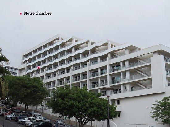 Melia Madeira Mare Resort & Spa: Notre chambre
