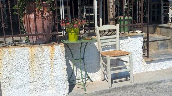 Lefokastro, Grecja: Entrance.