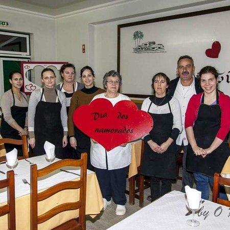 Amoreira, Portugal: Staff