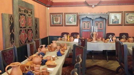 Visegrad, Hongrie : Renaissance Restaurant
