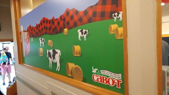 Cabot, Vermont: Cabot Plaid