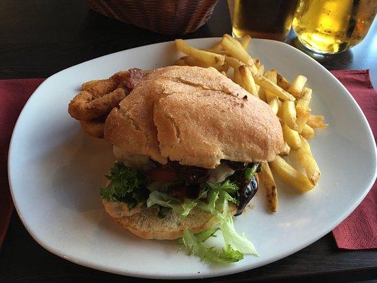Pori, Finlândia: Talon Burger