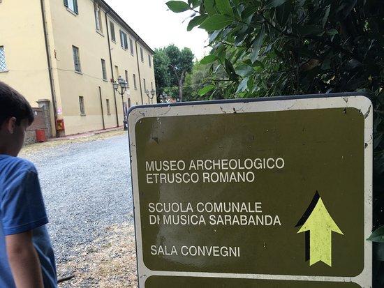 Museo Archeologico Di Cecina