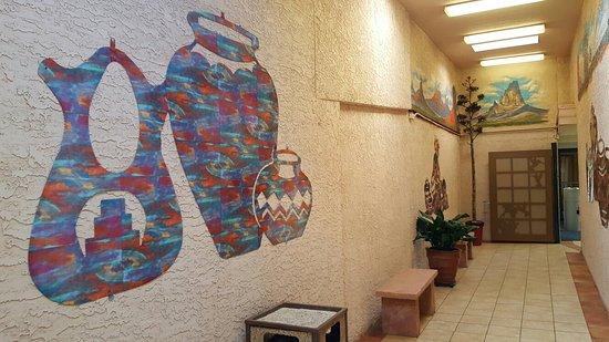 Kayenta, AZ: Wetherill Inn