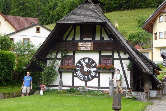 Restaurantes sopas de Schonach