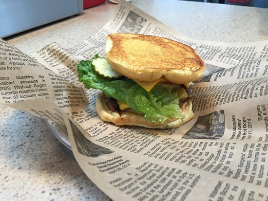 Englewood, CO: Wayback Burgers