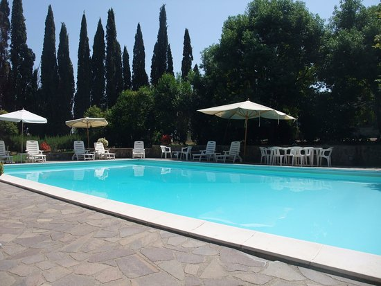 Gavorrano, إيطاليا: Fantastica piscina