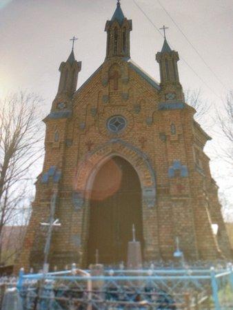 Catholic Cemetery and Chapel