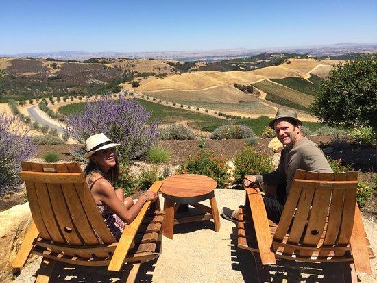 Paso Robles, CA: Spectacular views !