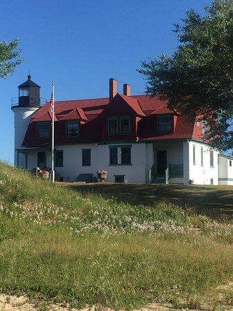 Frankfort, MI : Point Betsie Lighthouse