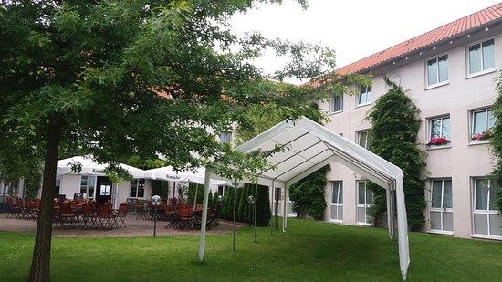Cottbus, Allemagne : Gartenanlage