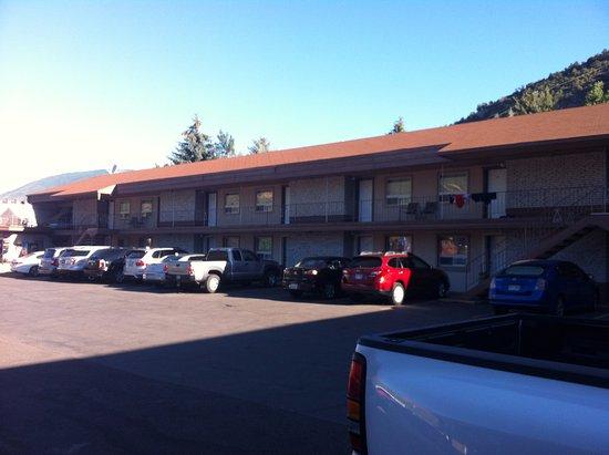 Antlers Motel Glenwood Springs Co