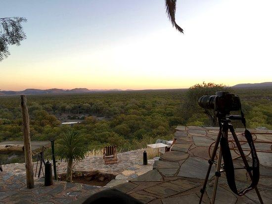 Outjo, Namibia: Tolle Aussicht