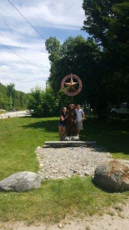 Woodstock, Nueva Hampshire: Lost River Valley Campground