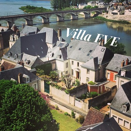 Villa Eve B&B Amboise