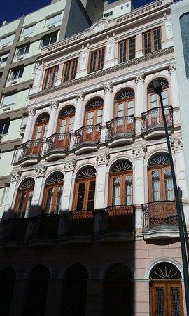 Rua Riachuelo 933 Building