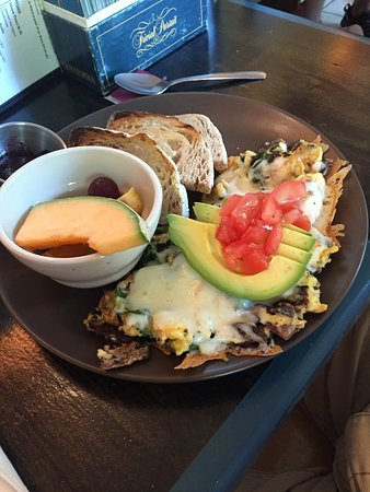 Riverwalk Cafe: Awesome breakfasts!