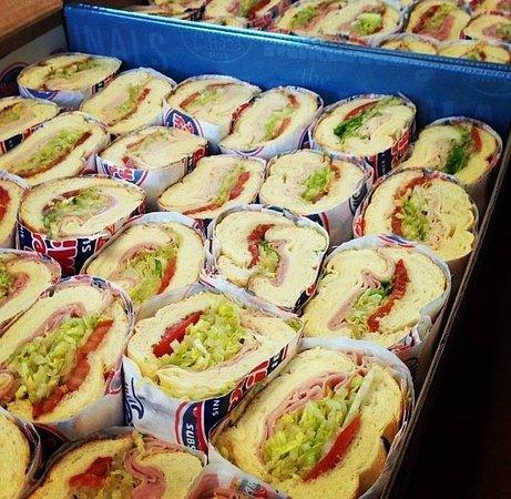 Glendora, كاليفورنيا: Jersey Mike's Subs