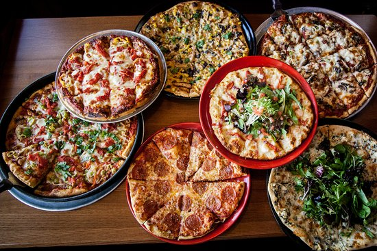 Saint Marys, Ohio: Have you tried all 3 styles of pizza?