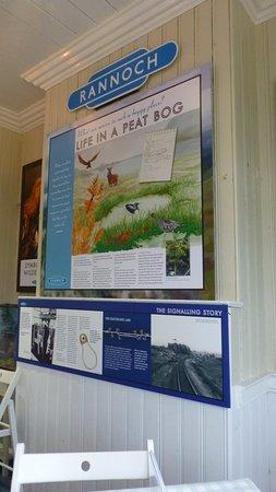 Kinloch Rannoch, UK: Rannoch history center 2