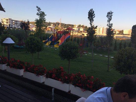 Golem, Albania: Flower Hotel & SPA