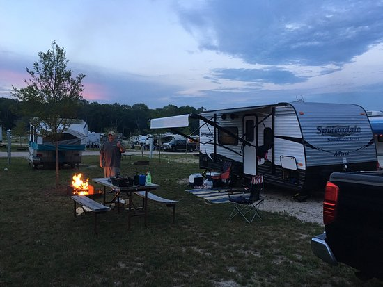 Ashaway Rv Resort Rhode Island