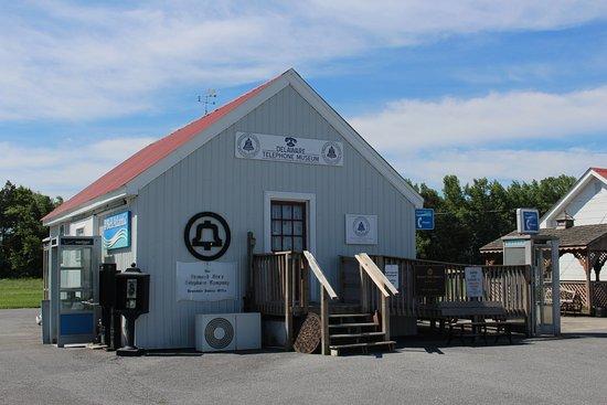 Seaford, DE: The Telephone Museum