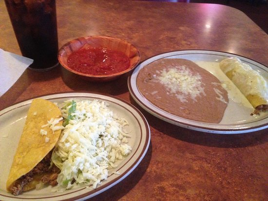 Yummy Lunch at Pancho's Place of Spring Hill