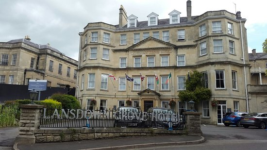 The Lansdown Grove Hotel: 20160705_094210_large.jpg
