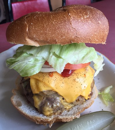 Liberty, NY: Great Burgers