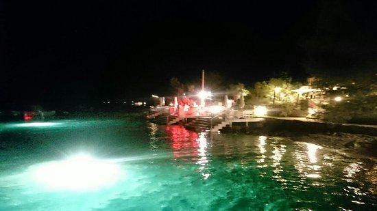 Kornati Islands National Park, Chorwacja: Restaurant Festa Insel Zut